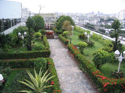 tetőkert